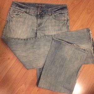 American Eagle Outfitters Jean, 12 Reg